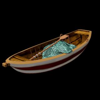 FileMarketplace Burmese Boat Icon