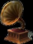 HO PawnShop Gramophone-icon