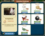 Guardian challenge livingroom