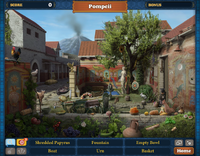 Scene Pompeii-Screenshot