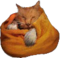 HO Long Cold Night Cat-icon