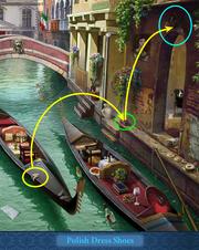 Scene Venice Canals Super Clue