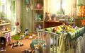 Scene Nursery Rainbow-icon