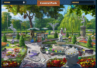 Scene Central Park-Screenshot