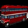 Marketplace Double Decker Bus-icon