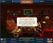 Library Screenshot 1