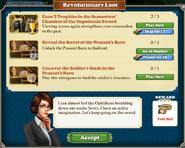 Quest Revolutionary Loot-Tasks