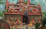 Scene Mayan Temple-icon