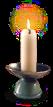 HO PBistro Candle Lit-icon