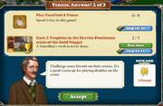 Quest Tennis, Anyone? 2-Tasks