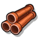 Material Copper Pipes-icon