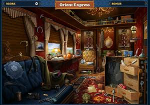 Scene Orient Express-Screenshot