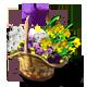 Secret Package Basket-icon