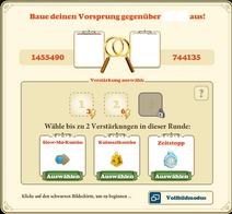 Blitzsuche Verstärkung-Info