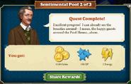 Quest Sentimental Pool 2-Rewards