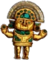 HO Machu Goldstatue-icon