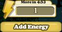 Energy-Add Energy button