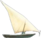 HO Beach Sailboat-icon