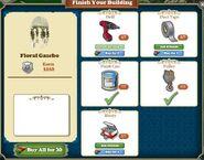Marketplace Floral Gazebo-info
