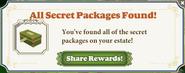 Secret Package found