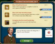 Quest I've Got You Covered 3-Tasks