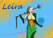 Leira2 by @Rusted Chrome