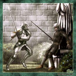 Vardis vs Bronn