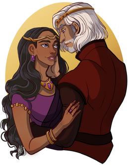 Maekar and Dyanna by Naomi©