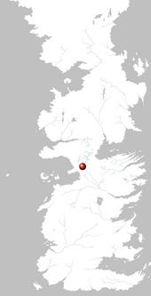 Mapa Los Gemelos