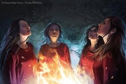 Cleansing Light by Magali Villeneuve, Fantasy Flight Games©