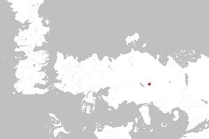 Mapa Samyriana