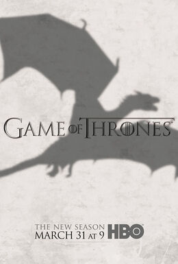 Game of thrones temporada 3 promocional