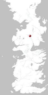 Mapa Castillo Cerwyn