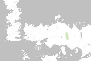 Mapa Gran Mar de Arena