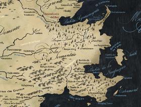 Mapa Tierras de Tormentas