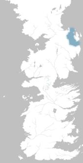 Mapa Bahía de las Focas