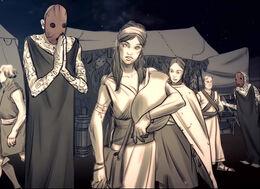 Shadow Men (Histories & Lore)