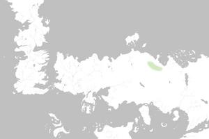 Mapa Colinas Aullantes