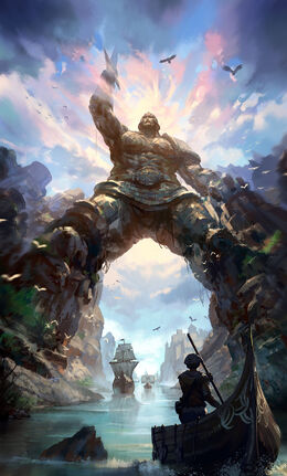 Titan of Braavos by zippo514©