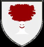 Emblema Caballero del Árbol Sonriente