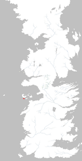 Mapa Acantilado de Sal