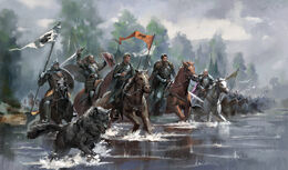 King Robb's South War by zippo514©