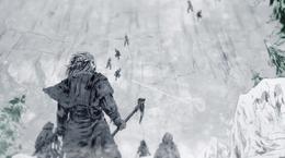 Raymun Barbarroja y su ejército escalan el Muro (Histories & Lore)