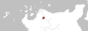 Mapa Yeen