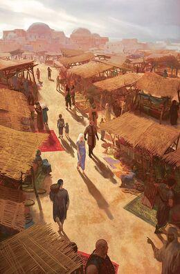 Dany Market by Marc Simonetti©