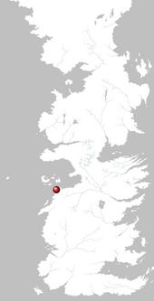 Mapa Fuerte Desolación