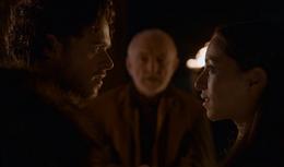 Matrimonio de Robb y Talisa HBO