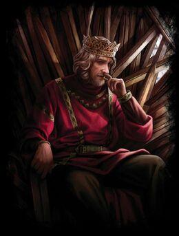 Aenys I Targaryen by Magali Villeneuve©