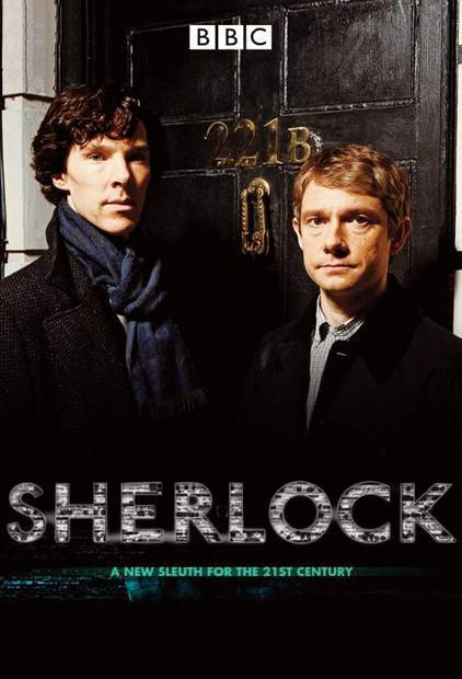 Sherlock Serie de TV-635342236-large