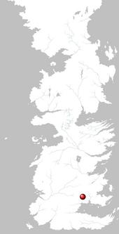 Mapa Refugio Estival